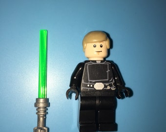 LUKE SKYWALKER Star Wars Jedi Knight Custom Movie Minifigure