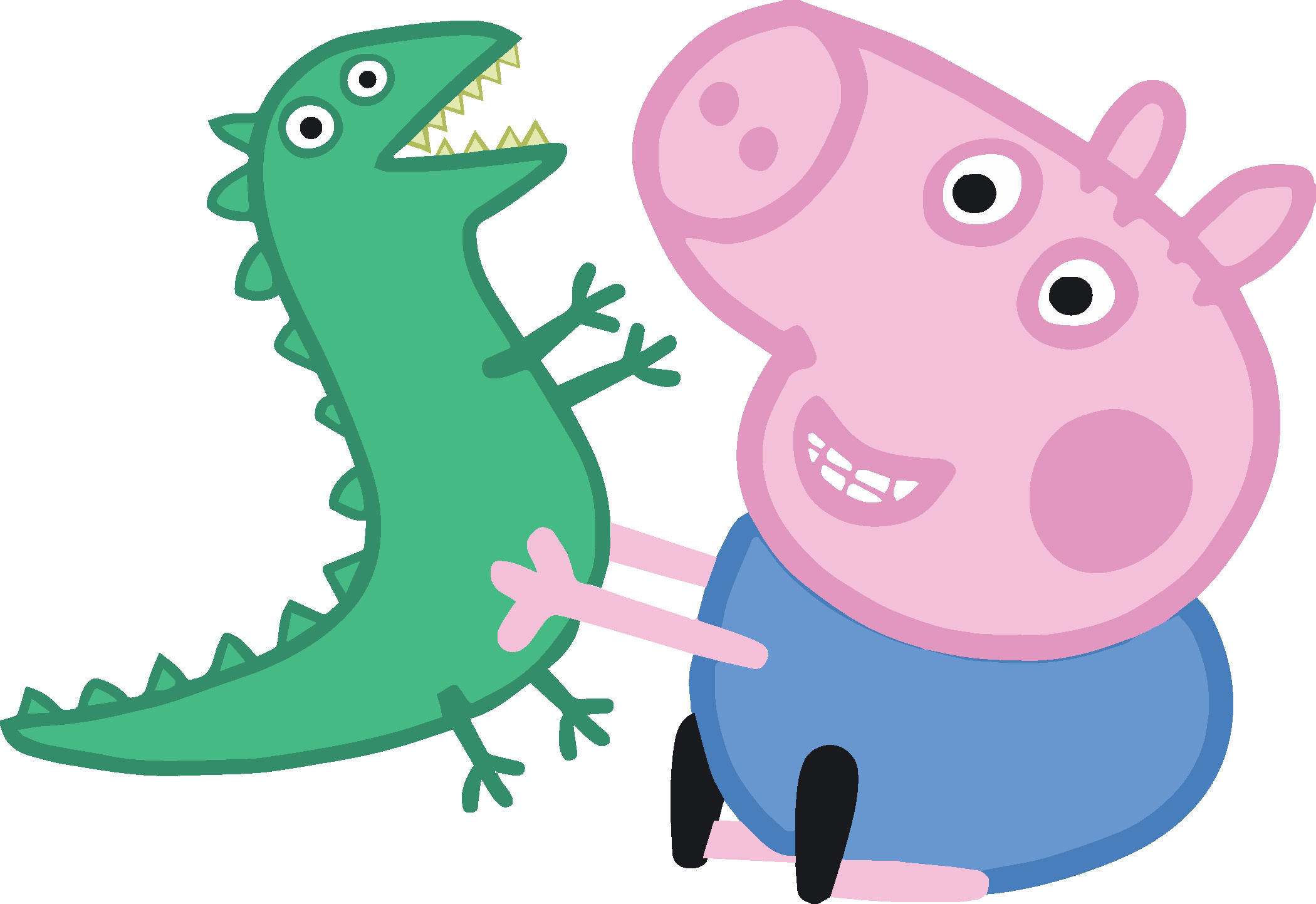 30 Off George Dino Peppa Pigfile Cutting And Printing Layered
