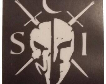"""2"""" X 2"""" Vinyl Sticker"""