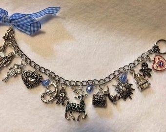 Germany Themed Charm Bracelets