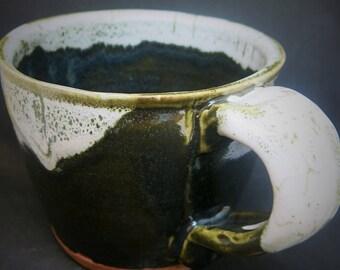 Handmade Speckled Mug