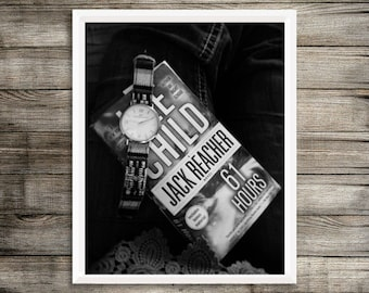 Black & White Limited Edition Book Wall Art-Photography
