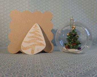 Golden White Pine tree