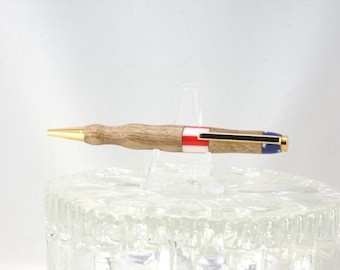 Patriotic Twist Pen