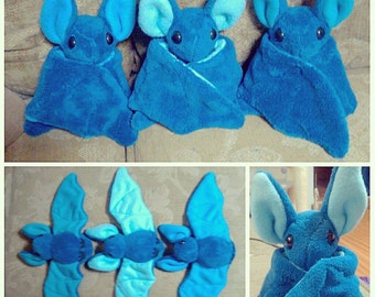 Bat Plushie