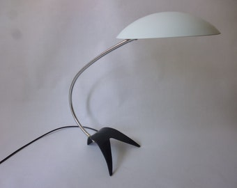 """Table lamp """"Claw"""" handcrafted desk lamp"""