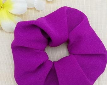 Red Purple Hair Accessories Scrunchies Hair Ties Colorful Hair Ties Hair Colorful Ties Handmade Scrunchies Hair Scrunchies Gift