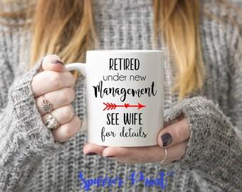 15% OFF| Husband retirement mug| Retirement gift for Husband| Retirement Gifts for Men| Retirement mug| Retirement Coffee Mug Grandfather