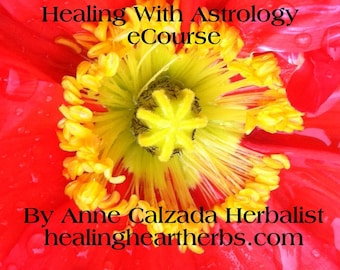 Healing With Astrology eCourse