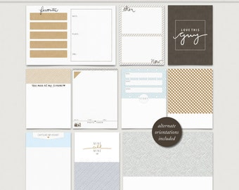 Companion - Journal Cards