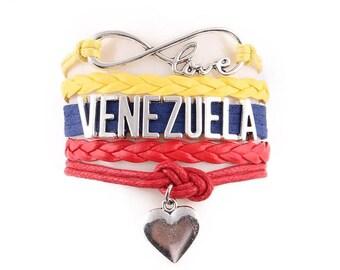 Love Venezuela Bracelet