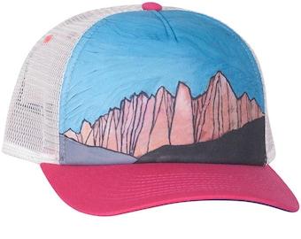 Mt. Whitney Trucker Hat