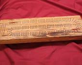 0370 Laminated Cribbage B...