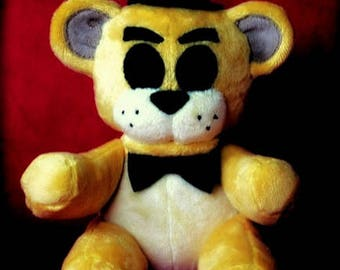 Five Nights At Freddy's - Golden Freddy - Plush
