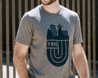 Retro Vancouver T-Shirt