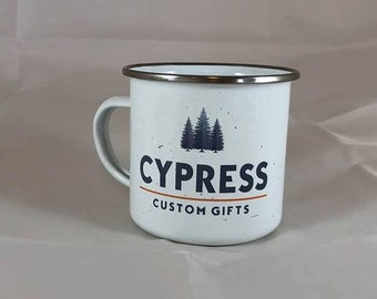 Camp Mug- Coffee Cup, Camping, Hiking, Adventure, Scouts