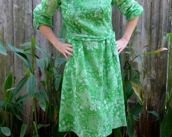 SALE!!! Was 18 now 9!! Really Cute Green Dress