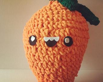 Kawaii Carrot Pillow