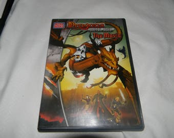 DVD .dragon metal ages the movie