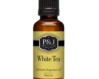 White Tea Premium Grade Fragrance Oil 30ml