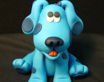 Blue's Clues Cake Topper