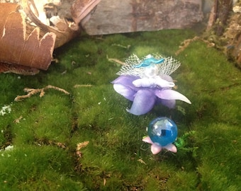 Fairy With Her Crystal Ball