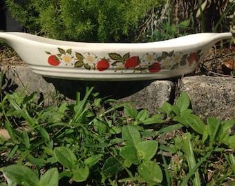 Augratin Strawberries N' Cream Stoneware