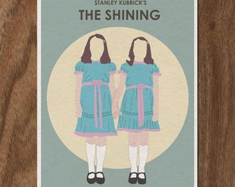 THE SHINING Stanley Kubrick Limited Edition Print