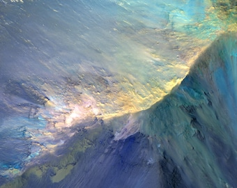 Mars, The Hills are Colorful in Juventae Chasma