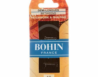 Bohin Betweens Patchwork Quilting Needles Size 10 #00322