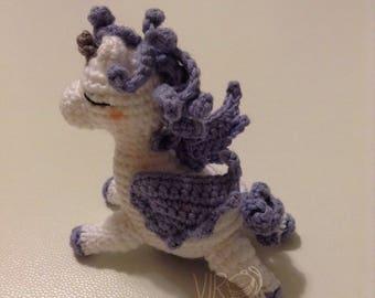 Blue the Unicorn