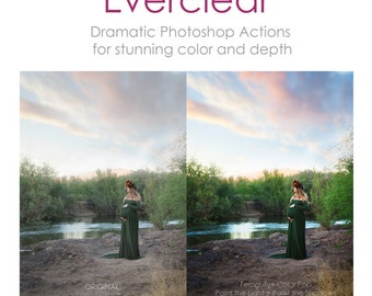 FLASH SALE  Everclear Actions for Photoshop
