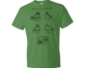 Jabba the Hutt T-Shirt Patent Art Gift, Star, Wars, Jedi, Empire, Darth, Vader, Skywalker, Patent T-shirt, Patent Print