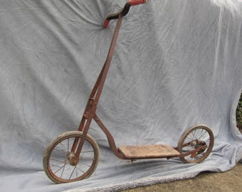 1950s scooter
