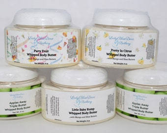 Handmade Whipped Body Butter