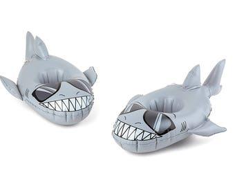 Inflatable FloatingShark Bath Toy