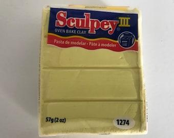 Destash Sculpey III clay