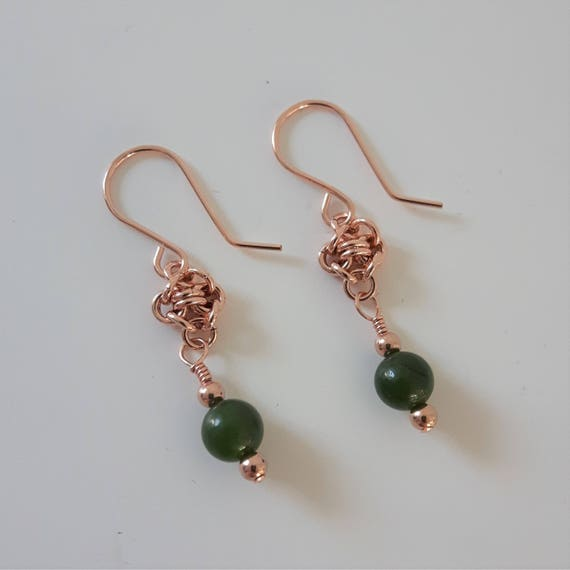 Evergreen Earrings (Hook Style) - CLEARANCE PRICE