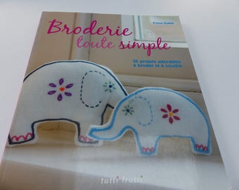 simple embroidery 35 adorable embroidery and sewing projects
