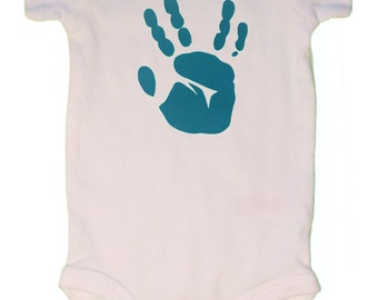 CLOSEOUT, ONLY 12.00!!, Live Long and Prosper, Baby Bodysuit, Star Trek
