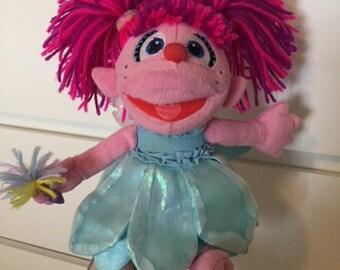 Sesame Street Abby Cadabby Doll
