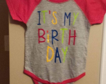 It's My Birth Day! Shirt