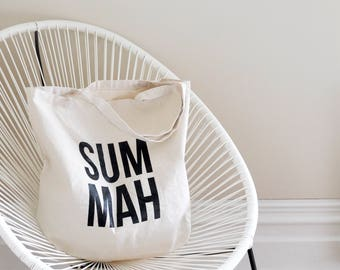 SUMMAH - Tote Bag