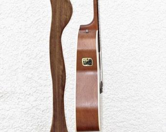 présentoir à guitare