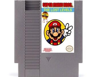 Super Mario Bros. Lost Levels (NES)