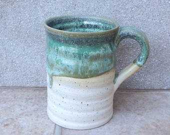 Beer stein tankard large mug hand thrown stoneware pottery wheelthrown ceramic handmade