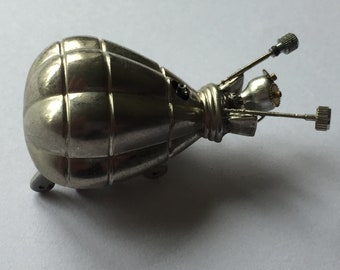 Beetle , bug made from clock & watch parts
