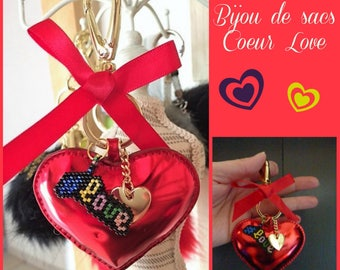 Jewelry bags / / Message heart