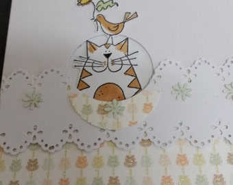 Whimsical Birthday Card
