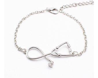 Stethoscope bracelets
